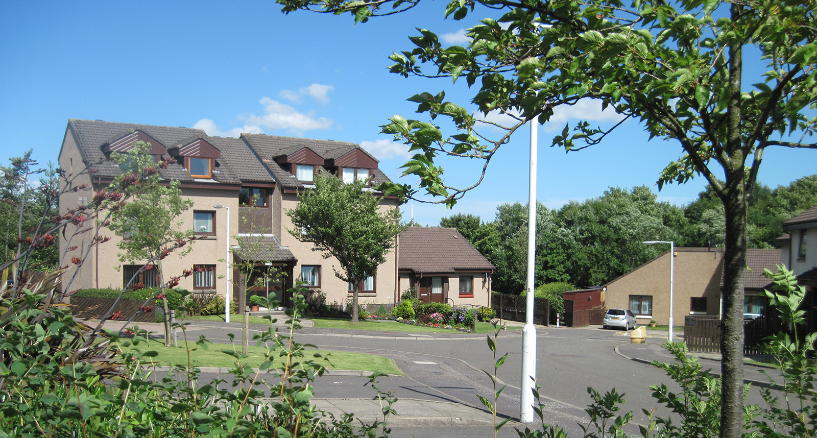 Glenrothes Housing