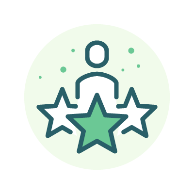 Customer focused Icon