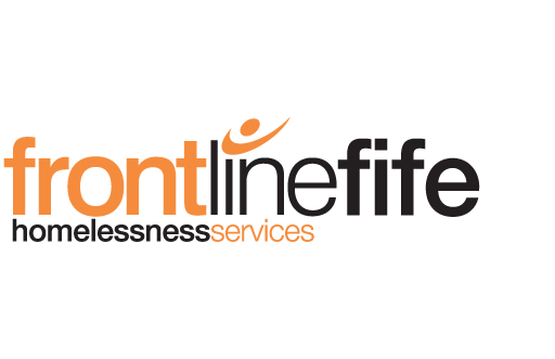 Frontline Fife/Home4Good Logo