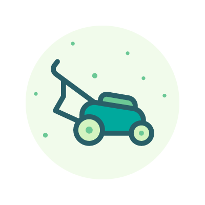 Grass Cutting - Services Icon